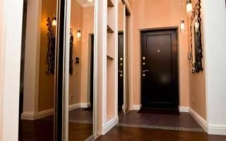 Каких размеров бывают входные железные двери?