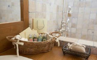 Ванная комната дизайн прованс