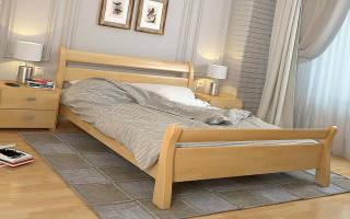 Какая кроватка лучше из бука или березы?