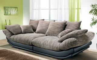 Как выбрать материал для дивана?